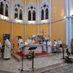 messe 175 ans maristes dans chapelle de l'institution Sainte Marie (11)
