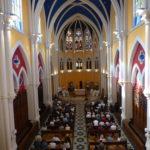 Messe des 175 ans de présence Mariste