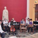 messe 175 ans maristes dans chapelle de l'institution Sainte Marie (5)