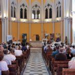 messe 175 ans maristes dans chapelle de l'institution Sainte Marie (6)