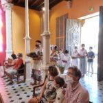 messe 175 ans maristes dans chapelle de l'institution Sainte Marie (9)